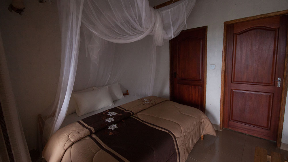 Inside the Family Cottage - Mburo Safari Lodge