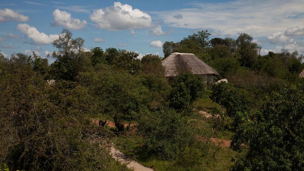Mburo Safari Lodge Family Cottage