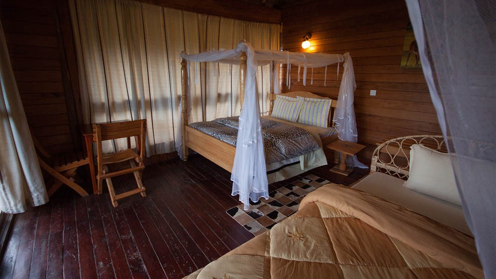 Mburo Safari Lodge Inside Luxury Cottage