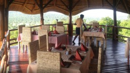 Mburo Safari Lodge Dining