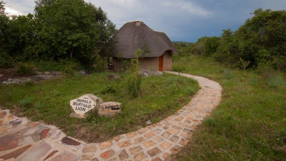 Mburo Safari Lodge - Family Cottage