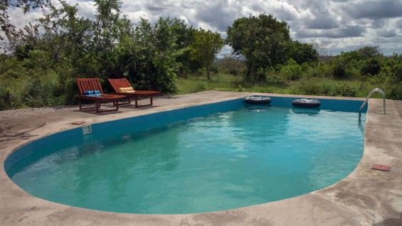 Swimming Pool - Mburo Safari Lodge