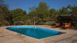 Mburo Safari Lodge - Swimming Pool