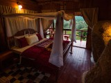 Mburo Safari Lodge - inside the cottage